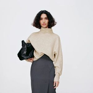 Zara Soft Knit Sweater